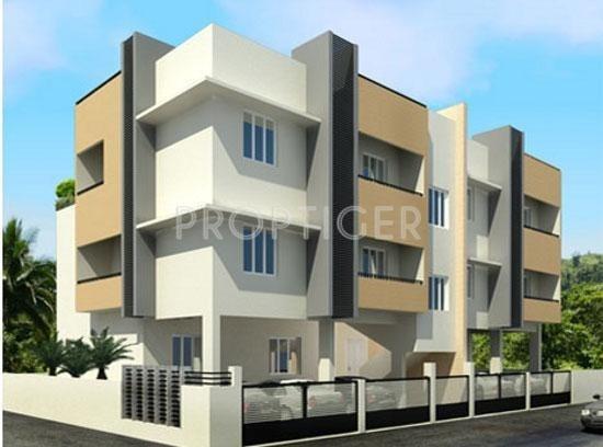Images for Elevation of Oyester Sai Krupa
