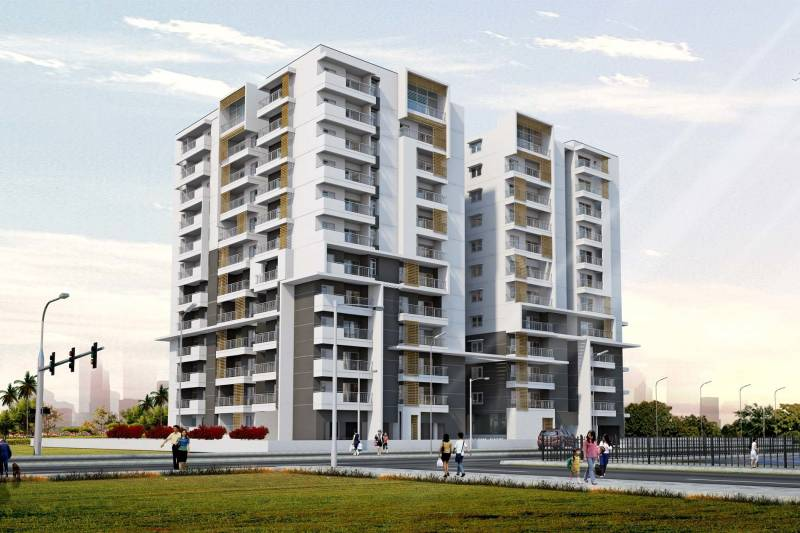 Images for Elevation of Indes Willow Park