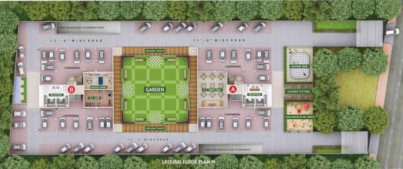 Images for Cluster Plan of Someshwar Rivoli Heights