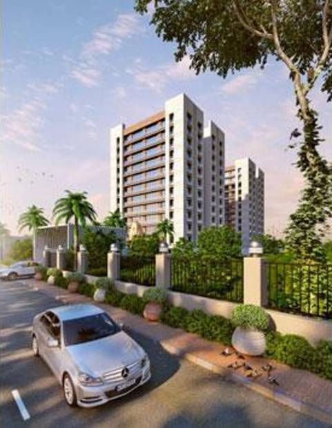 Images for Elevation of Someshwar Rivoli Heights
