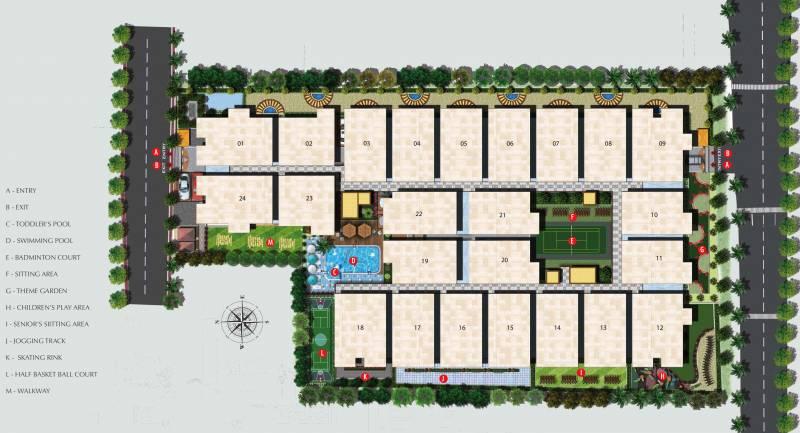 Images for Layout Plan of Ruchira Lilium