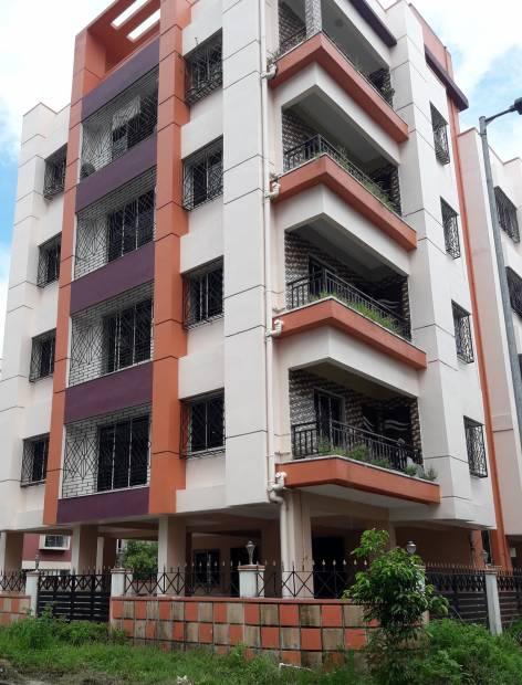 kankurgachi-apartment Elevation