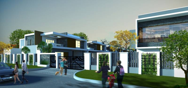 Images for Elevation of Tanny Seyon Ville