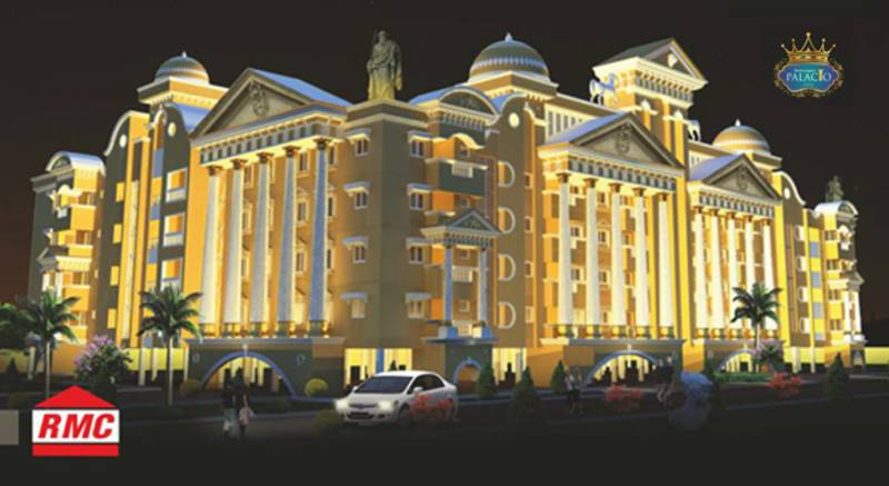 Images for Elevation of Ravimurugaa Palacio