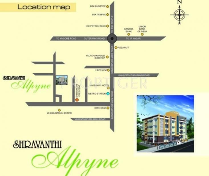 Images for Location Plan of Shravanthi Alpyne