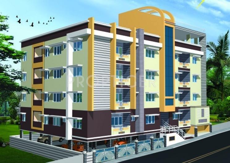 Images for Elevation of Shravanthi Alpyne
