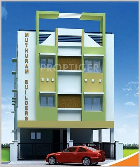 Images for Elevation of Muthuram Muthuram Builders