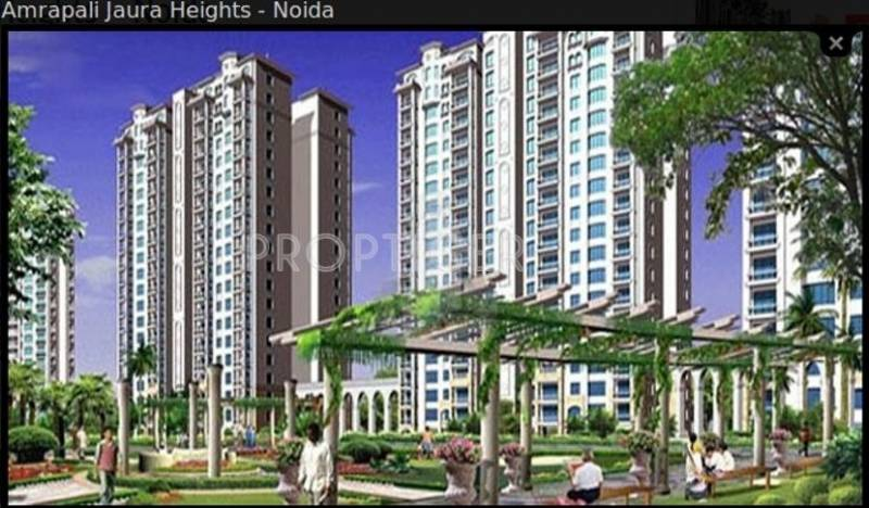 Images for Elevation of Amrapali Jaura Heights