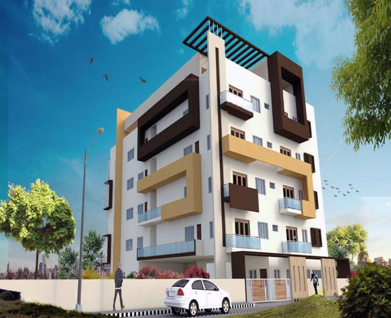 Images for Elevation of Shravanee Dwaraka