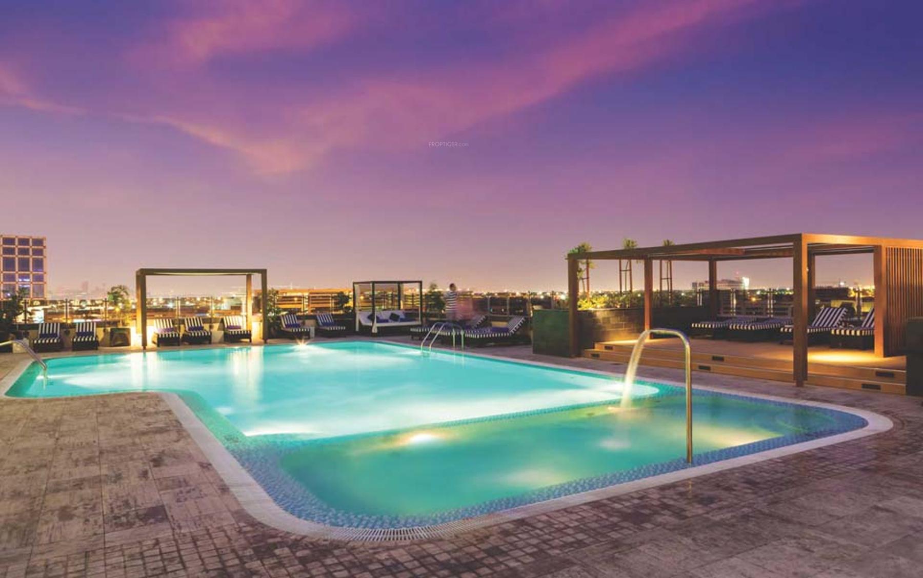 3470 Sq Ft 3 Bhk 4t Apartment For Sale In Dream India Valencia Banjara Hills Hyderabad