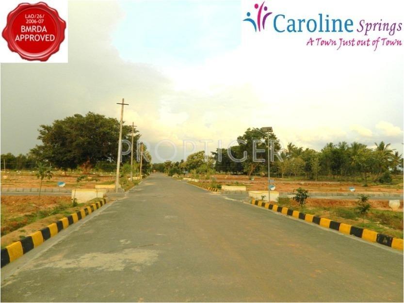 1200 Sq Ft Plot For Sale In Capita Land Realty Caroline Springs Marsur Bangalore