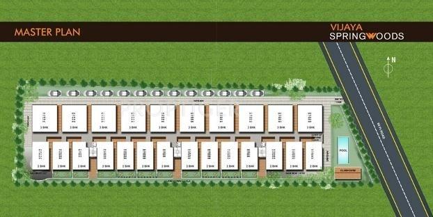 Images for Master Plan of Vijaya SpringWoods