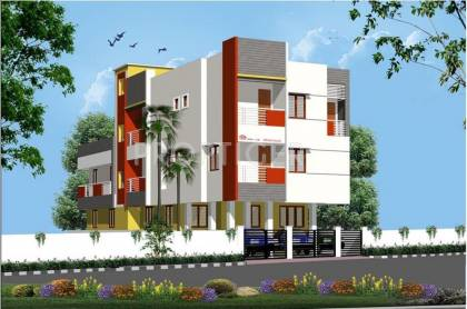 Images for Elevation of Sri Lakshmi Ram Constructions Devan