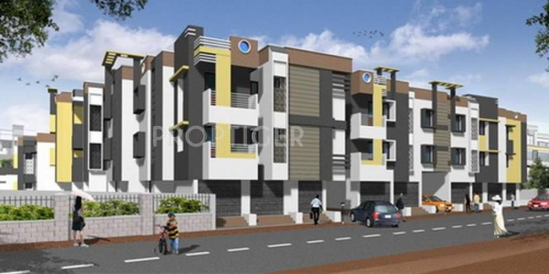 Images for Elevation of Vinoth Varsha