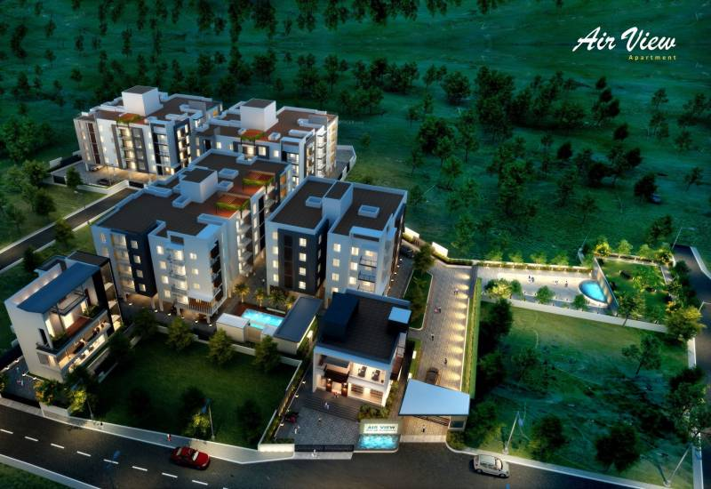 Images for Elevation of Sree Sai Air View Apartments