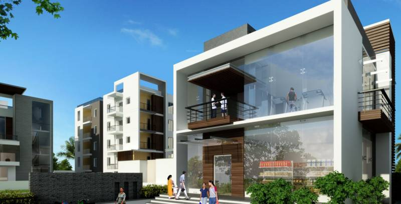 Images for Amenities of Sree Sai Air View Apartments