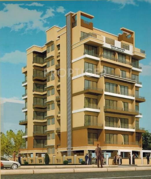 krishna-apartment Images for Elevation of Radhe Krishna Apartment