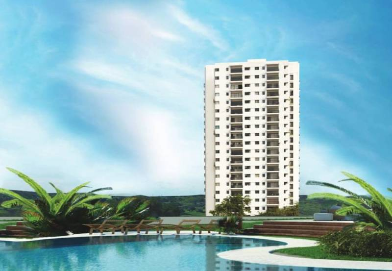 Images for Elevation of PBEL Turquoise Towers