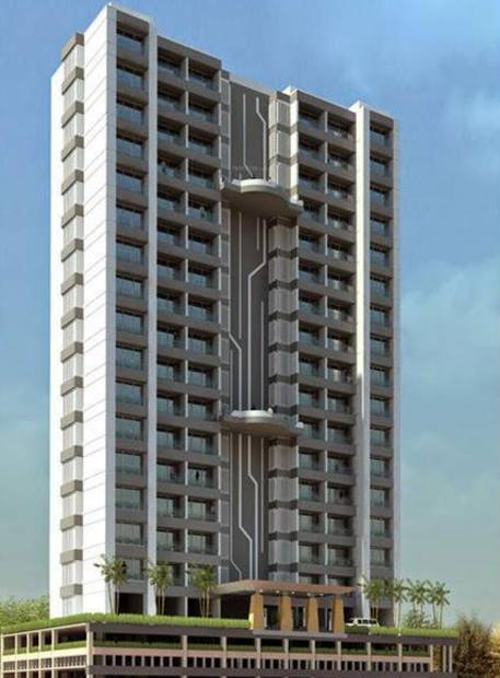 Images for Elevation of Reputed Silver Apartments