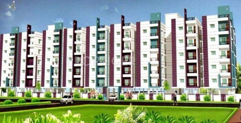 Images for Elevation of Sai Pujitha Construction Sri Sai Homes