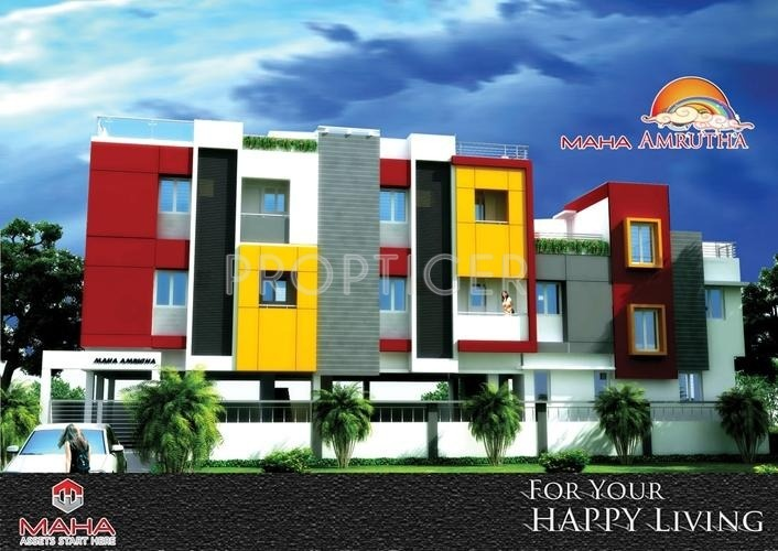Images for Elevation of Sai Maha Foundation Amrutha
