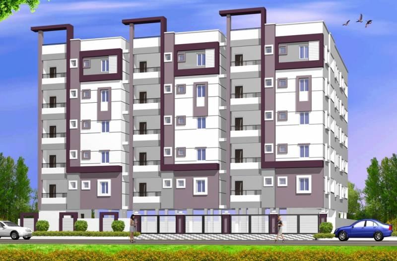 Images for Elevation of Hanuma Vedadri Homes