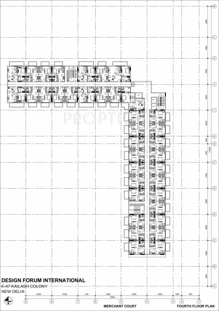 Images for Cluster Plan of Silverglades Merchant Plaza