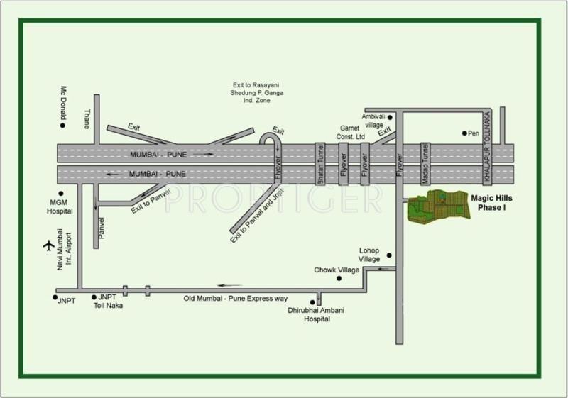Images for Location Plan of Garnet Magic Hills