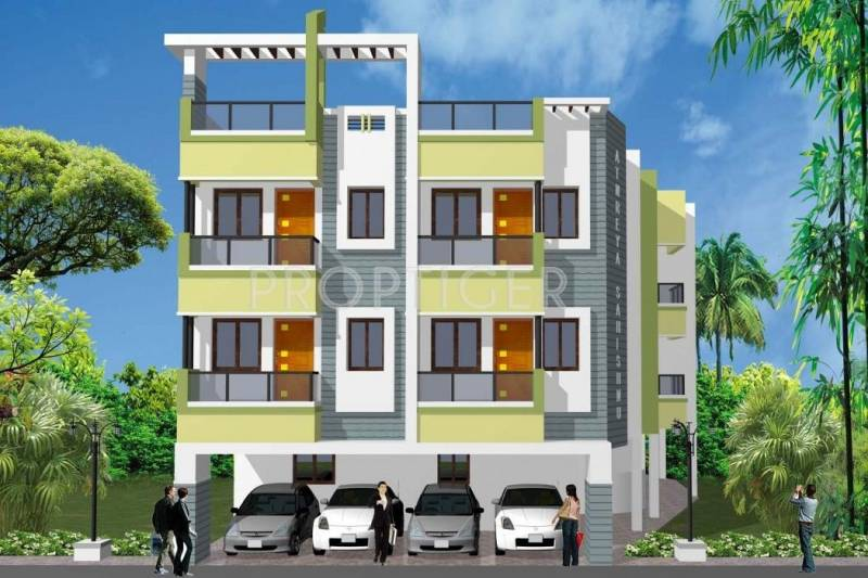 Images for Elevation of Athreya Homes Sahishnu