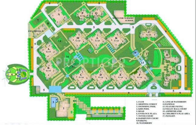 park-grandeura Images for Layout Plan of BPTP Park Grandeura