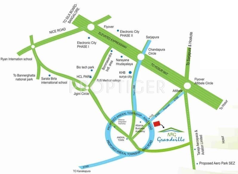 Images for Location Plan of NAG Grandville