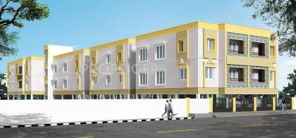 Images for Elevation of RB Foundations Bagyam Nanmangalam