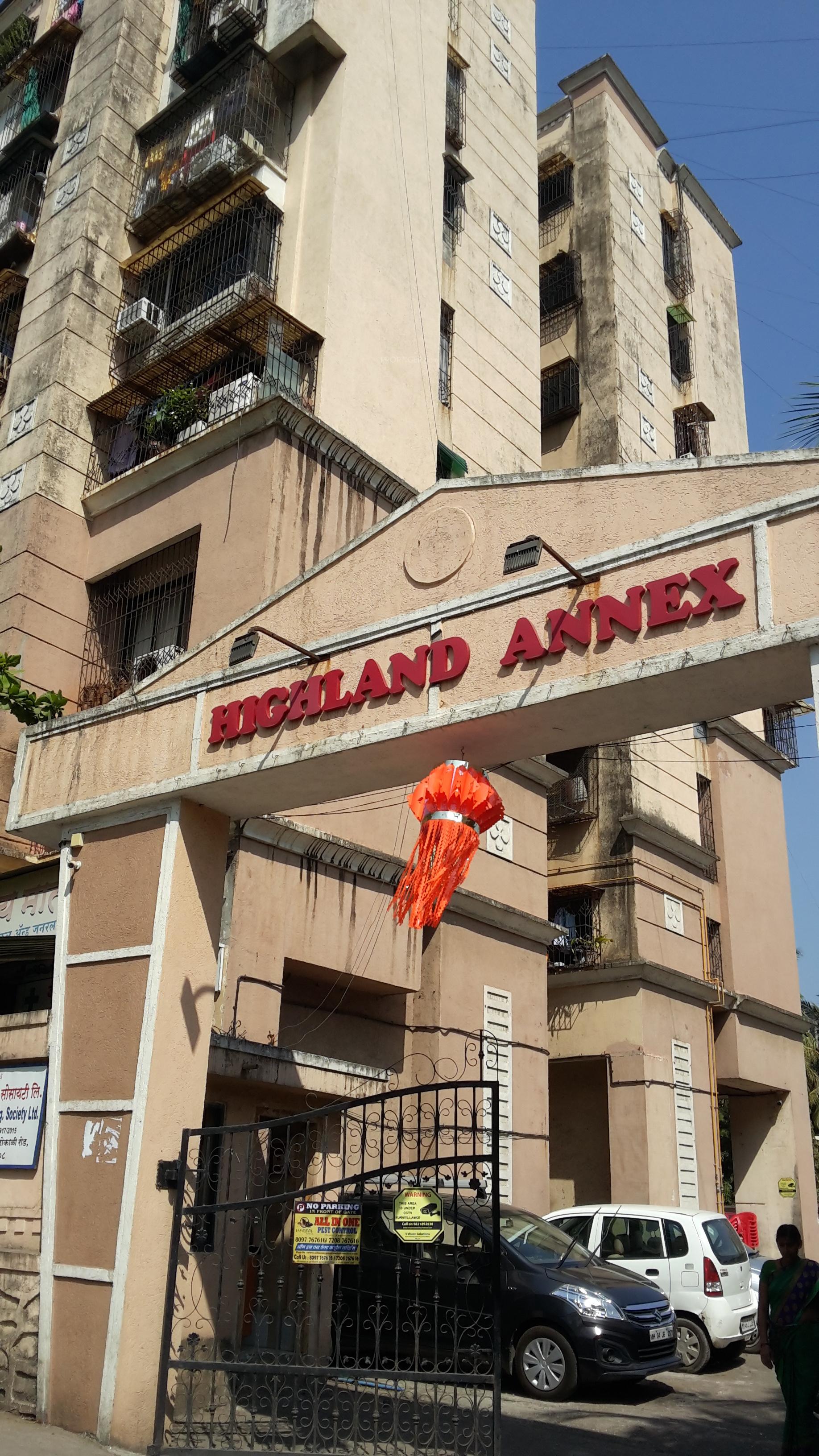 Reputed Highland Annex in Thane West, Mumbai - Price ...