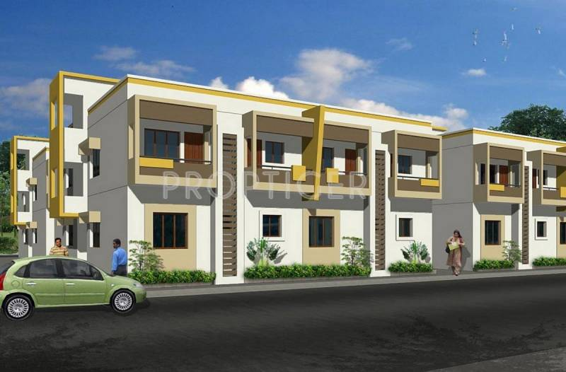 Images for Elevation of Annai Aahana