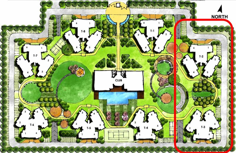 Images for Layout Plan of ATS The Hedges