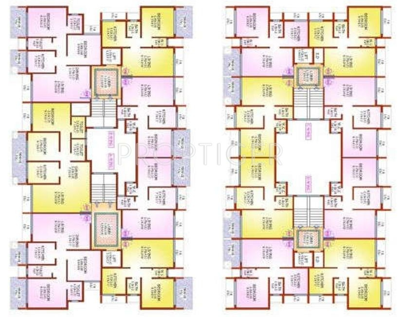 640 sq ft 1 bhk 1t apartment for sale in adinath group for 640 sq ft