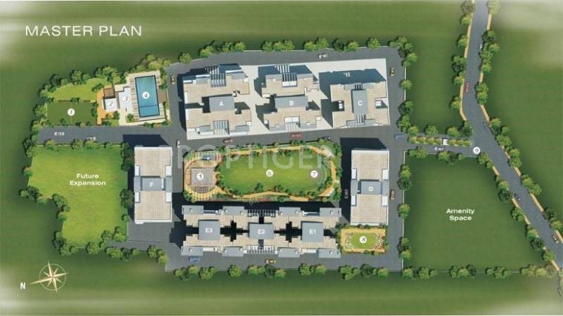 Images for Master Plan of Gagan Emerald