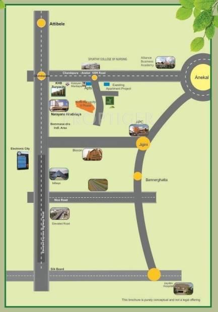 Images for Location Plan of VH Ekta Greens