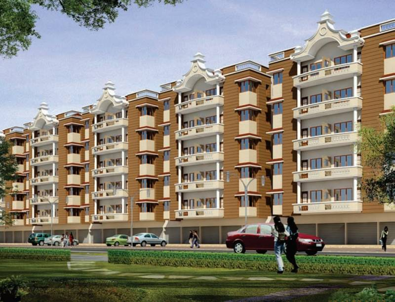 Images for Elevation of Paras Lifestyles Gulab Vatika Apartment