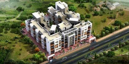 Images for Elevation of Chintapoorni Shree Siddhivinayak Residency