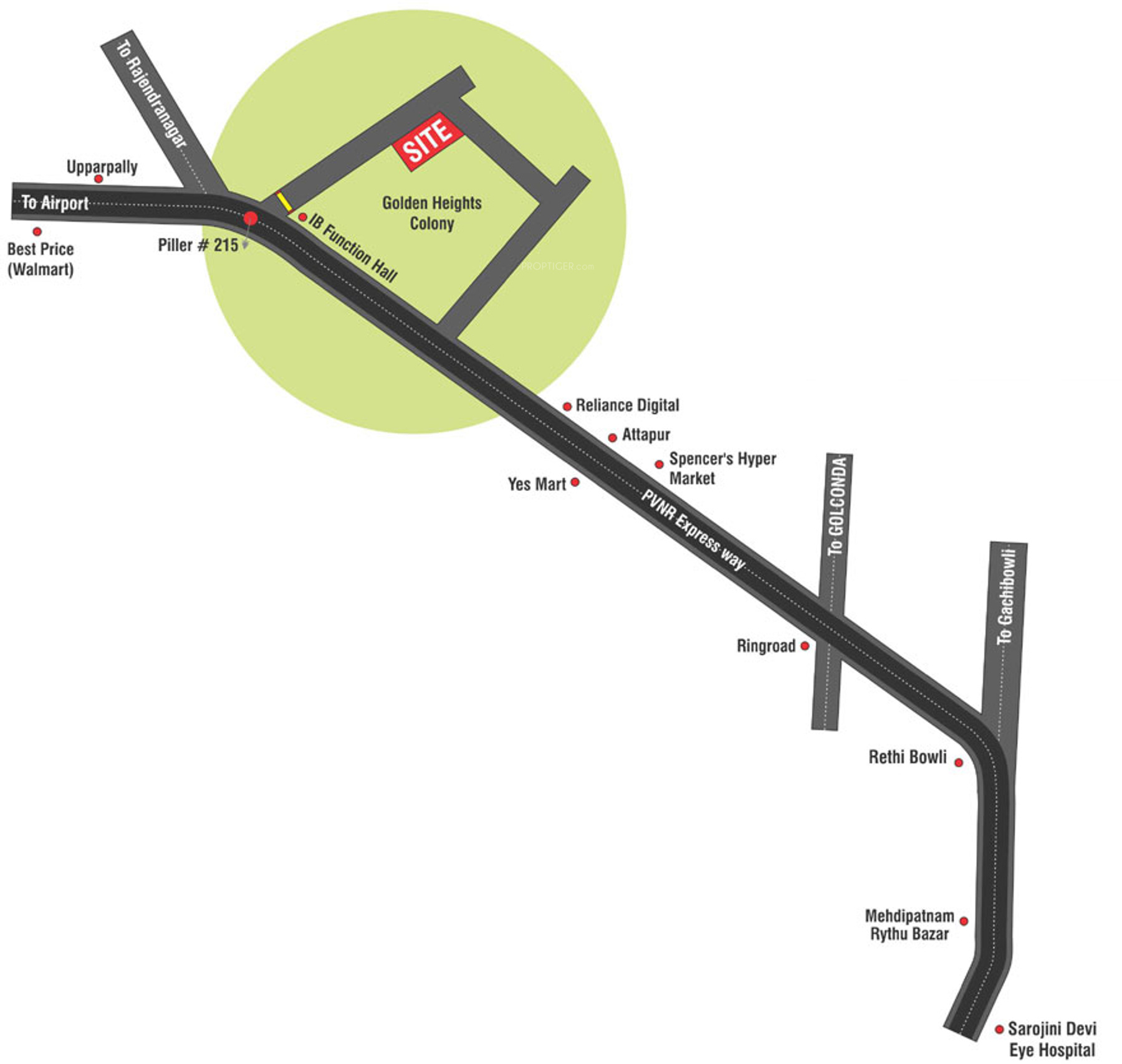Saba Holdings And Developers Exotica in Attapur, Hyderabad - Price