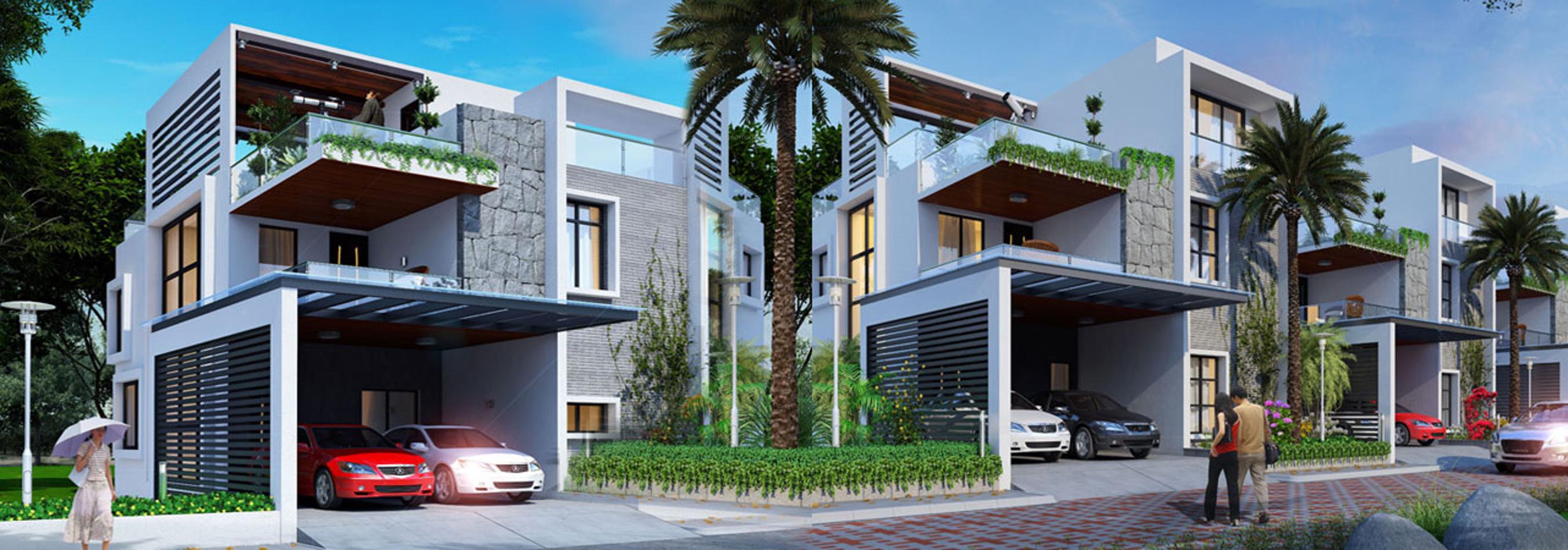 3024 sq ft 3 bhk 5t villa for sale in gardenia ventures for Villas firenze