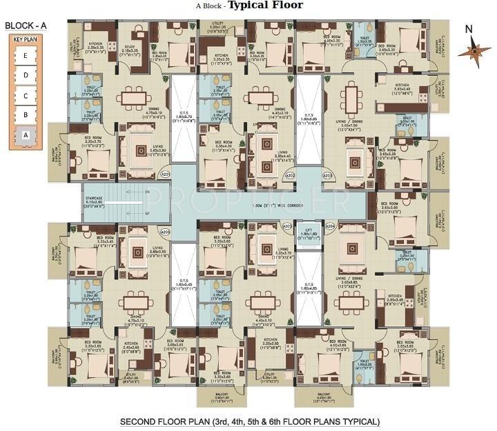 Ahad Silver Crown In Harlur Bangalore Price Location Map Floor Plan Reviews Proptiger Com
