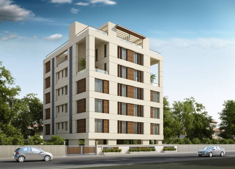 Images for Elevation of Vaibhav Beryl