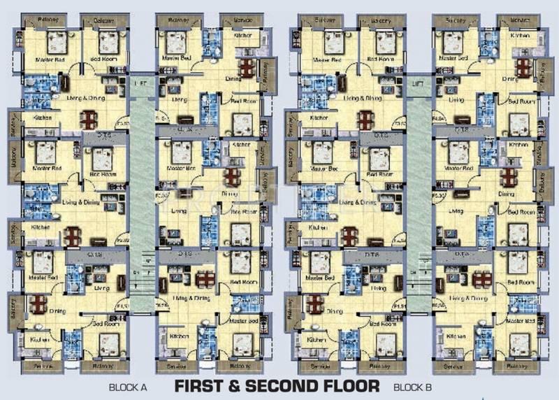 Images for Cluster Plan of StepsStone Vaibhavs