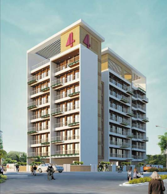 Images for Elevation of 4th Apple Oak Residency