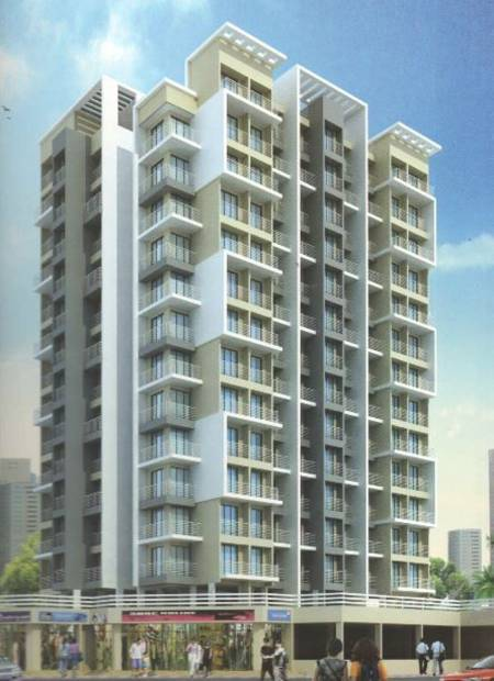 Images for Elevation of Mangalmurti Mauli Heights