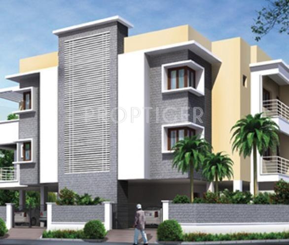 Images for Elevation of Kgeyes Residency Lakshimpuram