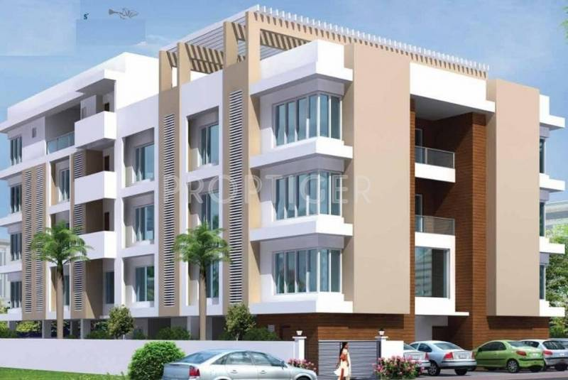Images for Elevation of Kgeyes Residency Kgeyes Arulagam