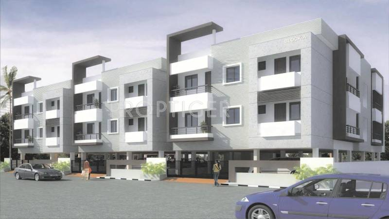 Images for Elevation of Colorhomes Royal Orchid